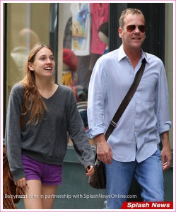 Kiefer Sutherland en véritable papa poule avec sa fille Sarah! he was so overprotective with his daughter! dans B4/NEWS 2012 2008-249x300