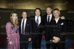 Amanda Seyfried, Kiefer Sutherland, Jonathan Ross, Andrew 'Freddie' Flintoff and Paul Weller