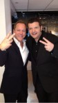 @kevinbridges86 Me and Ace, what a guy!