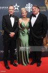 Kiefer Sutherland, Catherine Gourdier and Don Carmody