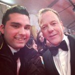#KieferSutherland #CdnScreen15 by Josh Welsh