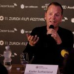 by JNSLBRS patient and relaxed #kiefersutherland at #zff presenting #forsaken  #western
