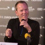 by maria flames Today #press #conference #zff2015 #zff #forsaken #movie #greencarpet #kiefersutherland #zurich #Switzerland
