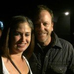 by kieferlover1988 Saw kiefer at his show at moes alley great show love my pic kiefer is so nice and awesome #kiefersutherland. By Donna Petrone...