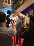 Scenes from the red carpet with @RealKiefer at the Canada's Top Ten Film Festival #cbcnewsarts  @CBCTashauna