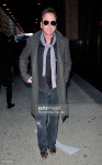Kiefer Sutherland is seen on February 18, 2016 in New York City