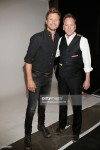 Co-host Dierks Bentley and actor recording artist Kiefer Sutherland