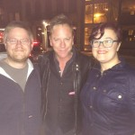 Kiefer came out to sign and hang out with fans, and he was super gracious ... What a guy! #kiefersutherland by @desirousofeverything