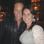 Yes, this happened! Kiefer Sutherland by @vanessalynn718