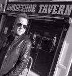 Check out who we spotted in front of @HorseshoeTavern .. Kiefer Sutherland will be back June 27 and hit the stage