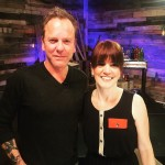 Got to talk to the amazing @kiefersutherland about his upcoming album by gaylelavo
