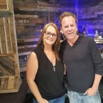 Great day hanging with #KieferSutherland by moments_by_moser_photography