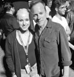 @JamieGabbani hanging with Kiefer Sutherland @RealKiefer after the #SummerinThePark festival in #NorthBay